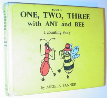 Image for One Two Three with Ant and Bee
