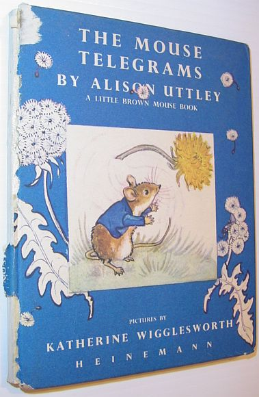 Image for The Mouse Telegrams: Little Brown Mouse Series - Book Number 9 (Nine)