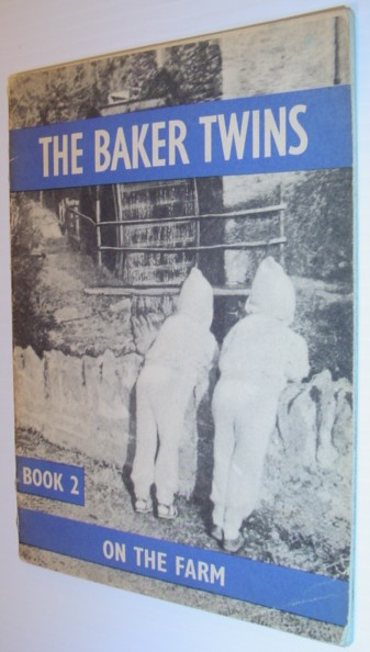 Image for The Baker Twins: On the Farm (Book No. 2)