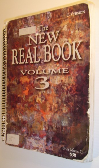 Image for The New Real Book, Vol. 3