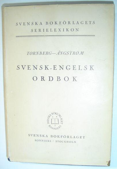 Image for Svensk-Engelsk Ordbok