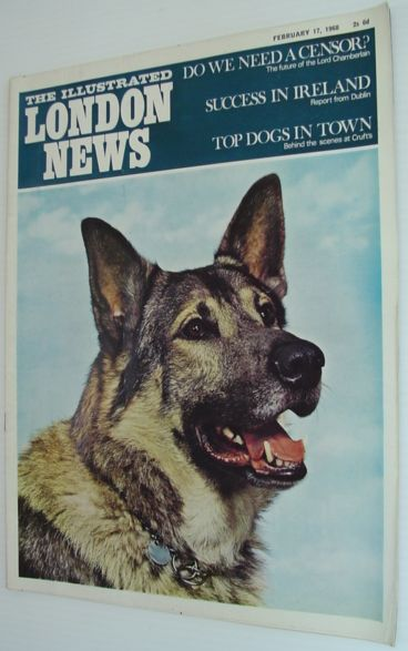 The Illustrated London News Magazine - February 17, 1968, Various Contributors