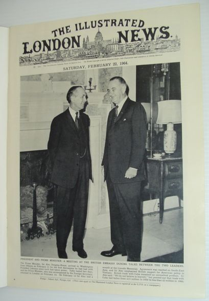 The Illustrated London News - February 22, 1964, Various Contributors