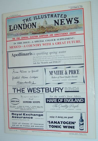 The Illustrated London News, October 10, 1964, Various Contributors