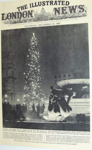 The Illustrated London News - December 21, 1963, Various Contributors