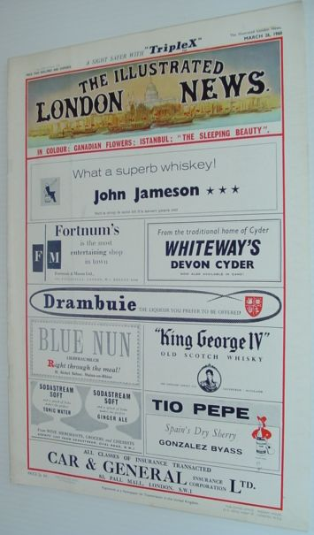 The Illustrated London News - March 26, 1960, Various Contributors
