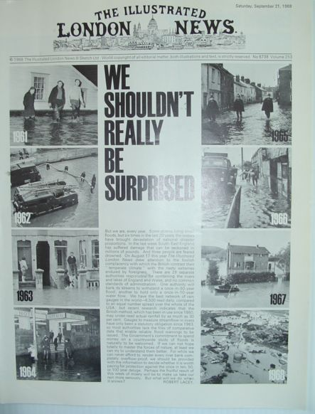 The Illustrated London News - September 21, 1968, Various Contributors