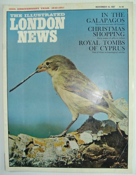 The Illustrated London News - November 18, 1967, Various Contributors