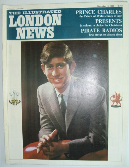 The Illustrated London News - November 19, 1966, Various Contributors