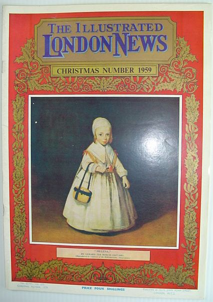 The Illustrated London News - Christmas Number 1959, Various Contributors