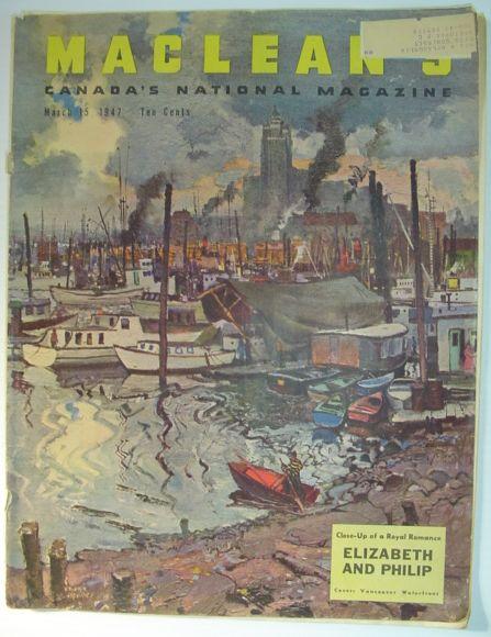 Maclean's Magazine, March 15 1947, Multiple Contributors