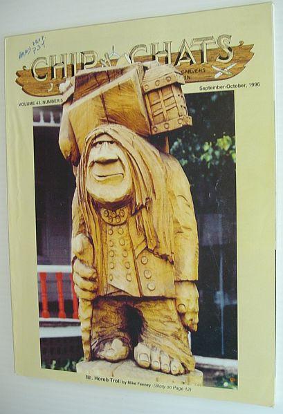 Chip Chats - Volume 43, Number 5:  September-October 1996, Gallenstein, Edward F.