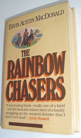 Image for The rainbow chasers