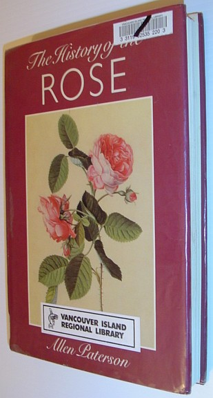 Image for History of the Rose