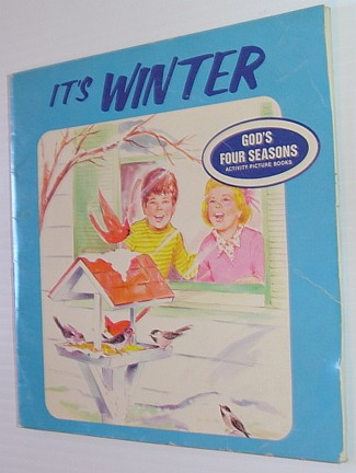 Image for It's Winter! - God's Four Seasons