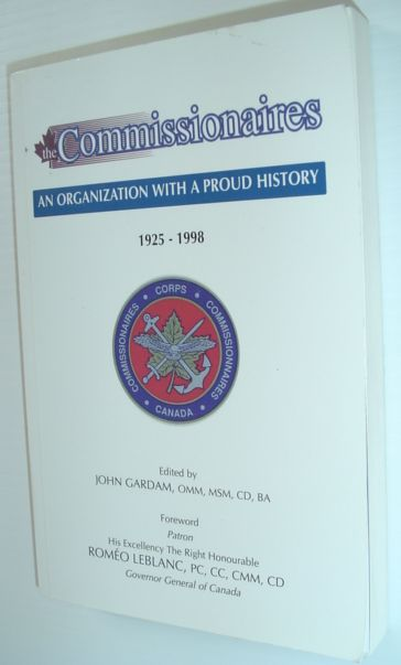 Image for The Commissionaires: An organization with a proud history