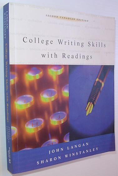 Image for College Writing Skills with Readings *Second Canadian Edition*
