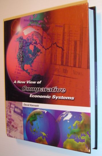 Image for A New View of Comparative Economics (Harcourt Series in Economics)