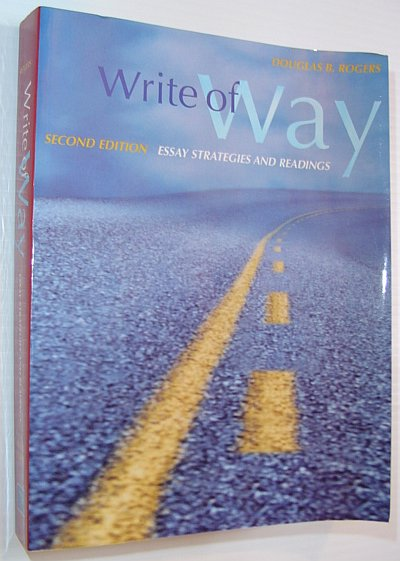 Image for Write of Way : Essay Strategies with Readings