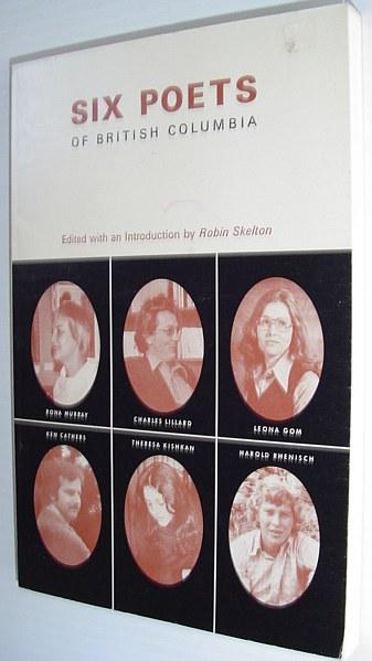Image for Six Poets of British Columbia