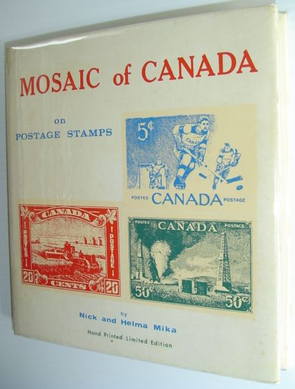 Image for Mosaic of Canada on Postage Stamps