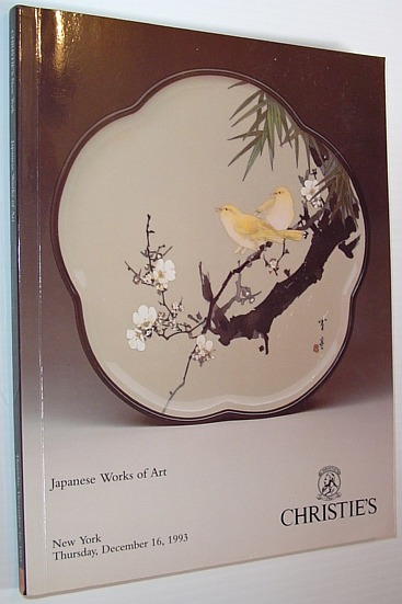 Image for Japanese Works of Art: Christie's Auction Catalogue #7810, 16 December, 1993