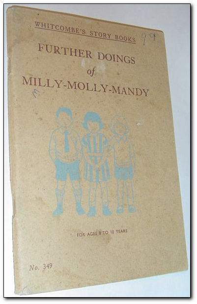 Image for Further Doings of Milly-Molly-Mandy: Whitcombe's Story Books - For Ages 8 to 10 Years: No. 349