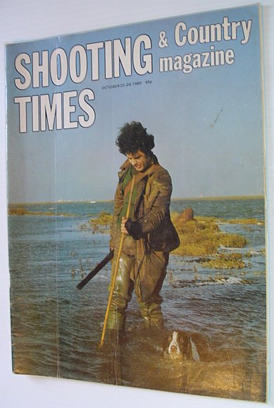 Shooting Times and Country Magazine: October 23-29, 1980, Multiple Contributors