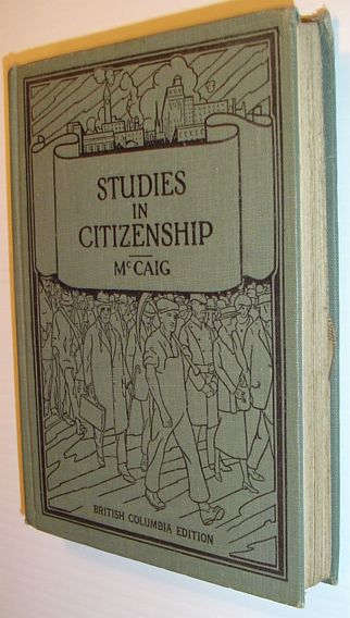 Image for Studies in Citizenship - British Columbia Edition