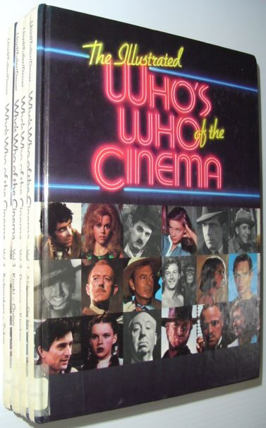 Image for The Illustrated who's who of the cinema