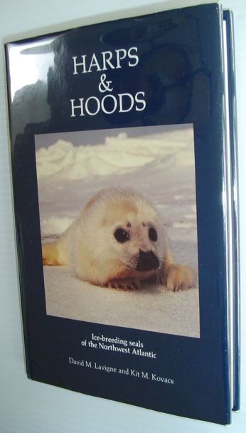 Image for Harps and Hoods: Ice-Breeding Seals of the Northwest Atlantic