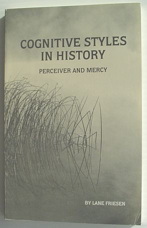 Image for Cognitive Styles in History - Perceiver and Mercy