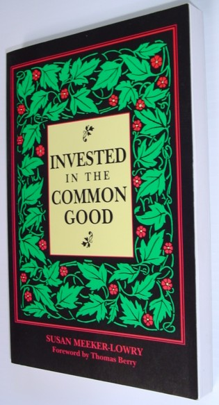 Image for Invested in the Common Good