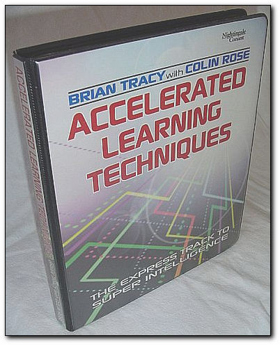 Image for Accelerated Learning Techniques: 7 Audio Cassette Tapes and Book in Case