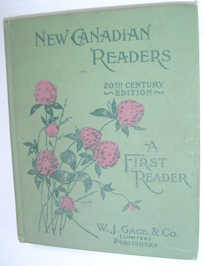 Image for New Canadian Readers - 20th Century Edition: First Reader