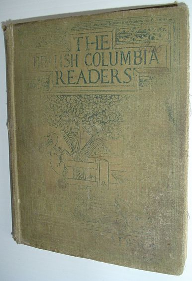 Image for The British Columbia Readers - First Reader
