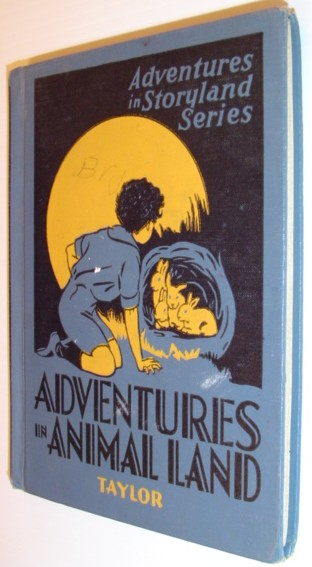 Image for Adventures in Animal Land: Adventures in Storyland Series