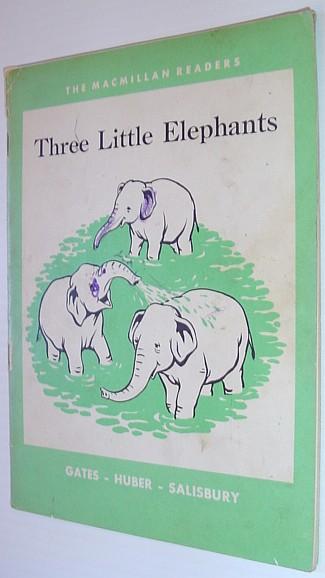 Image for Three Little Elephants - The Macmillan Readers