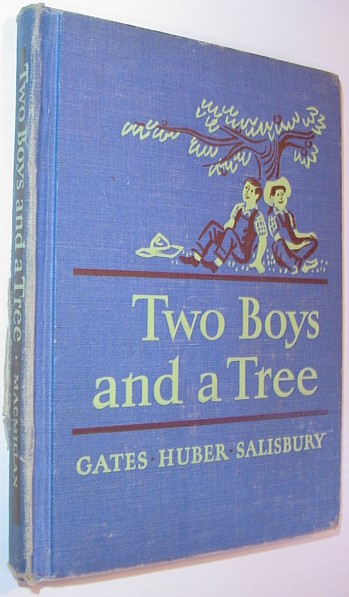 Image for Two Boys and a Tree - The Macmillan Readers