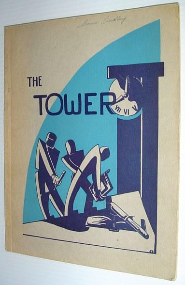 Image for The Tower - Victoria College (precursor to the University of Victoria) Yearbook 1946-1947, Victoria, British Columbia