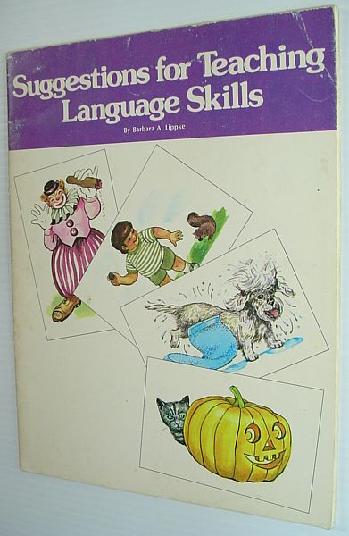 Image for Suggestions for Teaching Language Skills