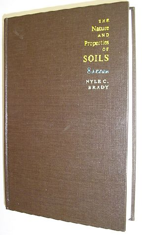 Image for The nature and properties of soils