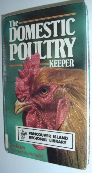 Image for Domestic Poultry Keeper