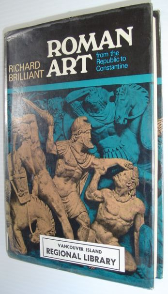Image for Roman art from the Republic to Constantine