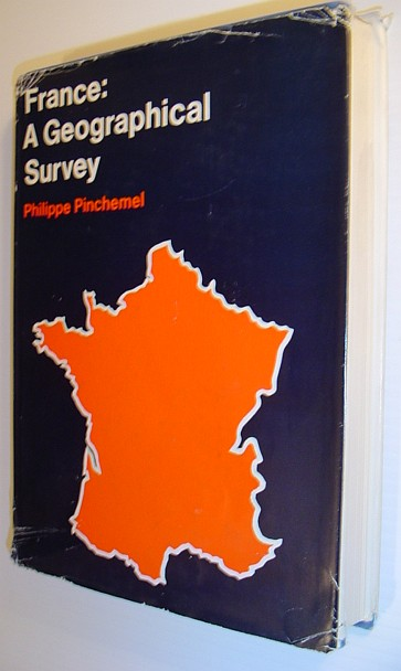 Image for France: A Geographical Survey