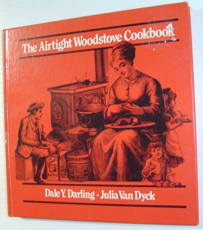 Image for The Airtight Woodstove Cookbook