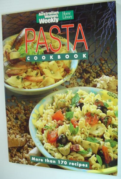 Image for Aww Pasta Cookbook (Australian Women's Weekly Home Library)