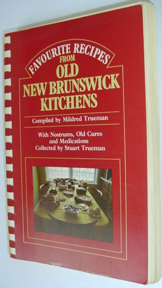 Image for Favourite Recipes from Old New Brunswick Kitchens