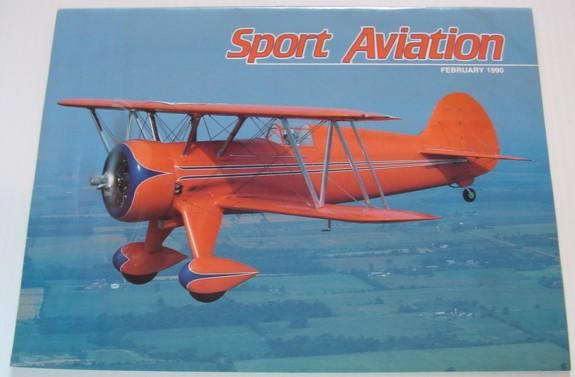 Sport Aviation Magazine - February 1990, Multiple Contributors