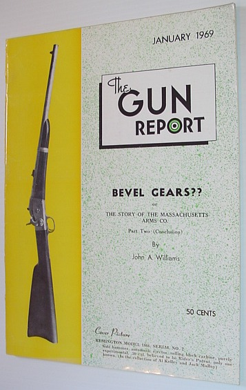 The Gun Report Magazine - January 1969, Multiple Contributors